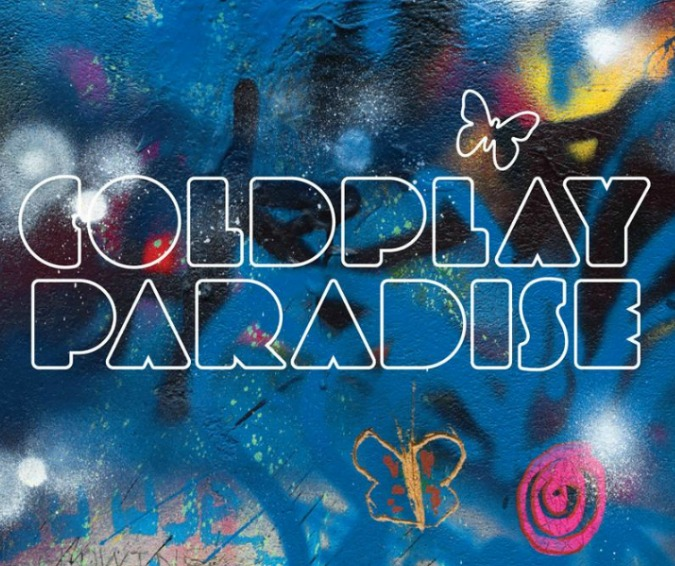 Image result for Coldplay – Paradise